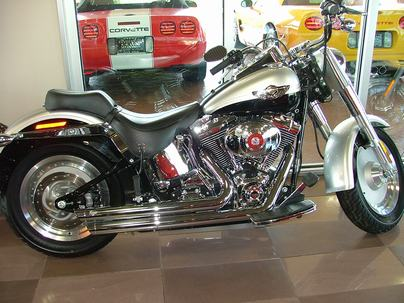 2003 Harley Davidson 100