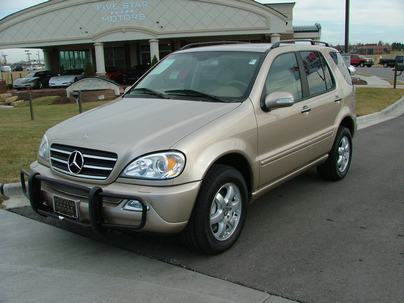 2003 mercedes benz ml500 for 2003 mercedes benz ml500